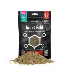 Arcadia EarthPro InsectiGold, 300g 100% Natural Food For Insectivores