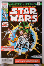 Star Wars issue 1 Replica Edition Marvel Comics Near Mint.