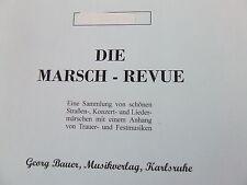 Die Marsch Revue, Georg Bauer Verlag, Posaune 3 in b (Violinschlüssel)