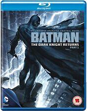 Batman Dark Knight Returns Part 1 Blu-ray 2012 Animated DC Universe