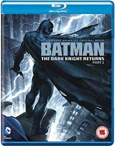 Batman: The Dark Knight Returns Part 1 [Blu-ray] [Region Free] [DVD][Region 2]