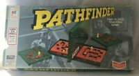 Vintage 1977 PATHFINDER Two Player Tracking Game By Milton Bradley 100% COMPLETE
