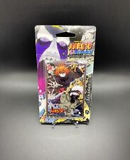 Naruto CCG TCG Cards Series 23 Invasion Sealed Blister Booster Pack