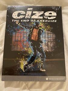 New Cize The End of Exercize Shaun T-Dance Workout BeachBody Exercise DVD 2015