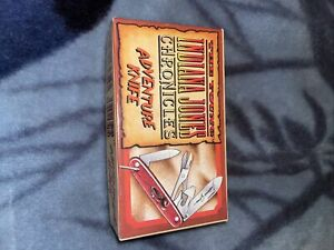 The Young Indiana Jones Chronicles Adventure Knife