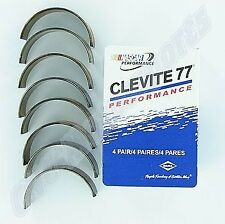 CLEVITE 77 CB1353P Engine Connecting Rod Bearings Acura Intergra B17A1 B18A1 B1