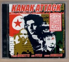 KANAK ATTACK cd MUSIC FROM & INSPIRED BY THE MOVIE - VARIOUS ARTISTS - 22 TRACKS