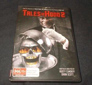 TALES FROM THE HOOD 2 DVD LIKE NEW REGION 4 & 2
