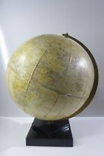Early London Geographical George Philips & Sons World Globe