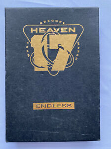 Heaven 17 – Endless (Best Of)      Boxed Cassette Album (with folding insert)