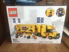 LEGO  4000022 LEGO Truck Show - Lego Inside Tour Set sealed with PROVENANCE