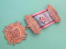 Solomontown 1953 RAOB Buffaloes Lodge Medal Lodge No 53