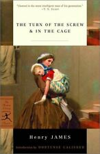 The Turn of the Screw & In the Cage (Modern Library Classics) by Henry James