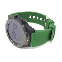 Cinturino 22mm GRIP SILICON verde bracciale polso Tic Watch TicWatch Pro GRSL