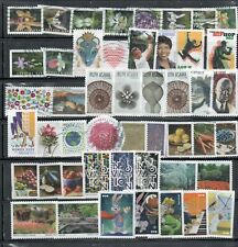 Forever 2020 48 different used Fine all off paper