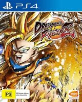 Dragonball FighterZ - Fighter Z *FREE Next Day Post from Sydney* PS4 Game
