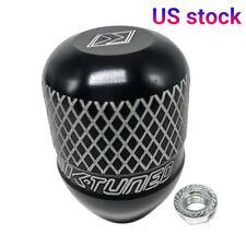 K tuned Cnc Aluminum Black Gear Shift Knob Universal Short Throw Shift Head