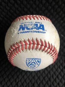 Rawlings Official NCAA Championship PAC 12 baseball FREE SHIPPING