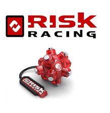 Risk Racing Magnetic LED Mini Mine Light Cruiser Chopper Harley Davidson