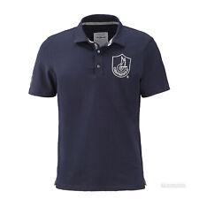Campagnolo Classic Polo Casual Shirt : BLUE