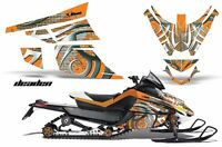 Snowmobile Graphics Kit Sled Decal Wrap For Arctic Cat Z1 Turbo 06-12 DEADEN ORG