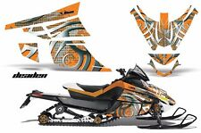 AMR Racing Arctic Cat Z1 Turbo Wrap Snowmobile Graphic Kit Sled Decals 06-12 DNO