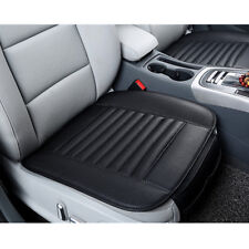 3D L Car Seat Cover Universal Breathable Pad Mat Auto Chair Cushion PU Leather