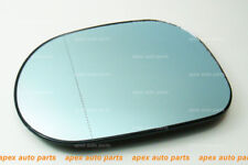 M.BENZ ML-Class W163 98~01 BLUE TINTED MIRROR GLASS PLATE,HEATED,DRIVE SIDE-LEFT