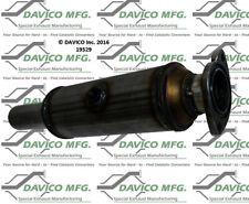 Catalytic Converter-Exact-Fit Rear Davico Exc CA 19529