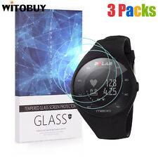 For Polar M200 SPORTS WATCH Tempered Glass Screen Protector 9H Hardness(3 Packs)