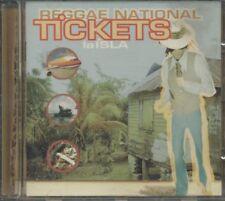 Reagge National Ticket - La Isla (Francesca Toure' Delta V) Cd Ottimo