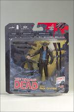 Rick Grimes The Walking Dead Zombie Comic Series 1 Action Figur McFarlane