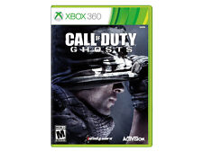 Call of Duty Ghosts GAME BOTH DISCS Microsoft Xbox 360