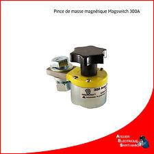 Pince de masse magnétique Magswitch 300A