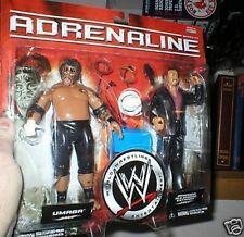 WWE ADRENALINE UMAGA AND ARMANDO ESTRADA MOC