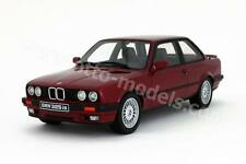 OTTO MOBILE BMW E30 325 is  RED 1:18 LE 2500 pcs! Rare Find!**Last One**