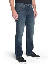 New ROCK & REPUBLIC Size: 33x32 STRAIGHT FIT JEANS Blue Wash