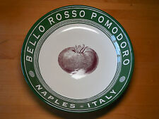 "Certified Intl ITALIAN MARKET 13"" Pasta Salad Serving Bowl 1 ea"