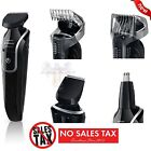 New Philips Norelco Multigroom Grooming Kit Rechargeable Beard Shave Ear Trimmer