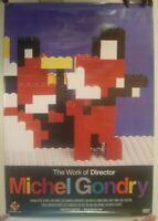 Michel Gondry Poster Beck Jim Carrey Daft Punk White Stripes