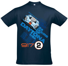 Retro DAYTONA 24 H T-Shirt - 1970 917 Design No.2