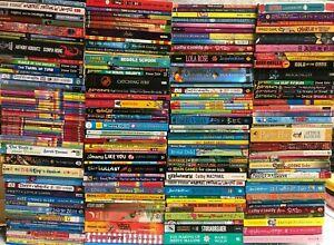 Teen/Children's Paperback/Hardback Fiction Books Job Lot 40-50 Random MixFreeP&P