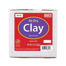 AMACO 46302B WHITE AIR DRY CLAY