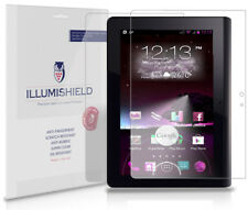 iLLumiShield HD Screen Protector w Anti-Bubble/Print 2x for Sony Tablet S