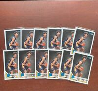 Lot of 12 Jaxson Hayes 2019-20 Donruss Rated Rookie #207 RC Pelicans INVEST