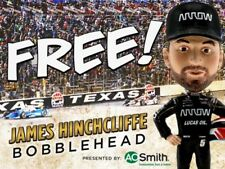 Texas Motor Speedway James Hinchliffe Bobbleheads 6/9 IndyCar