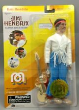 New Mego Limited Edition Jimi Hendrix Action Figure (w/ Guitar)