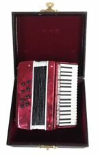 """3.5"""" Burgundy Accordion by Broadway Gifts FREE SHIPPING"""