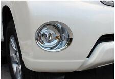Front Fog Lamp Cover For Toyota Land Cruiser Prado LC150 2014-2017 Car Accessory