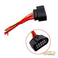 Headlight Wiring Pigtail Plug Connector For VW Beetle Golf Jetta Passat AUDI